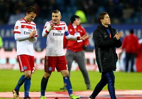 HSV: Spuren des Abstiegskampfes