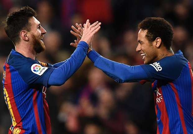 'Messi gave me love when I needed the most support' - Neymar details close relationship with Barcelona star