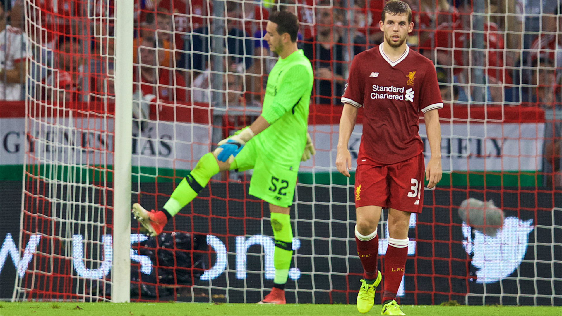 HD Danny Ward Jon Flanagan