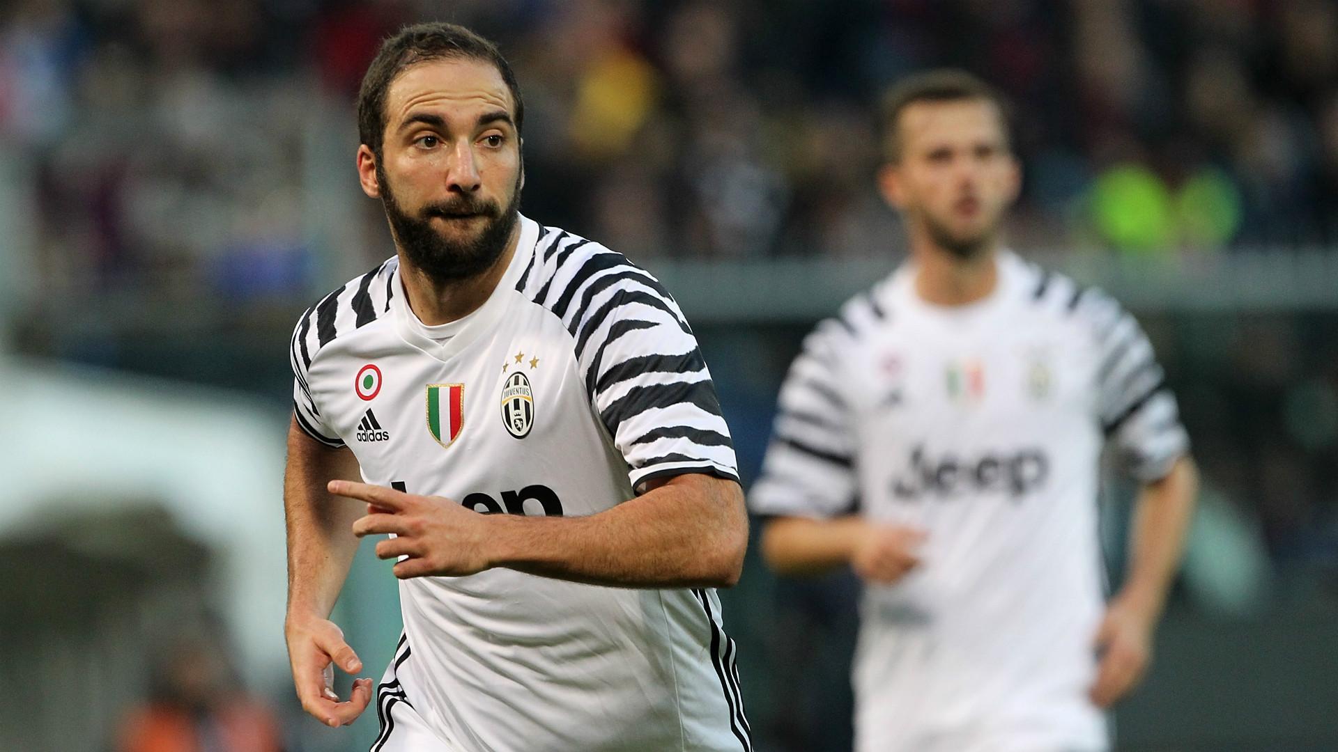 Gonzalo Higuain, Juventus, Serie A