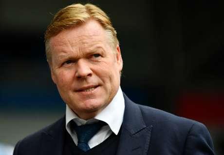 Koeman: Kemenangan Jadi Obat Terbaik Bagi Everton
