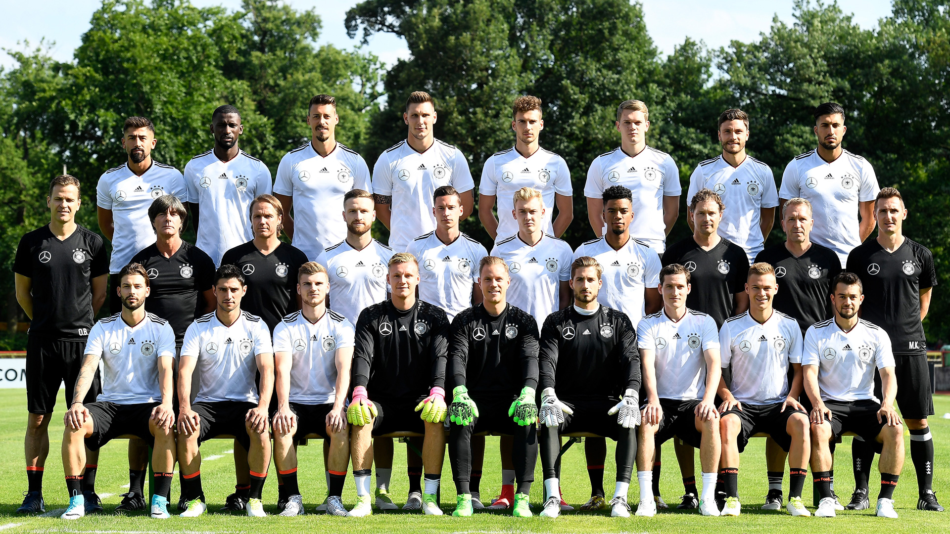 Germany Confed Cup 13062017