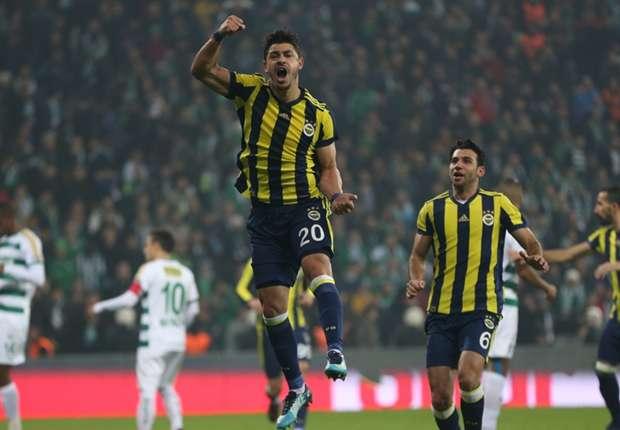 Scouting mission: Brazil staff watch Fener trio in Turkey