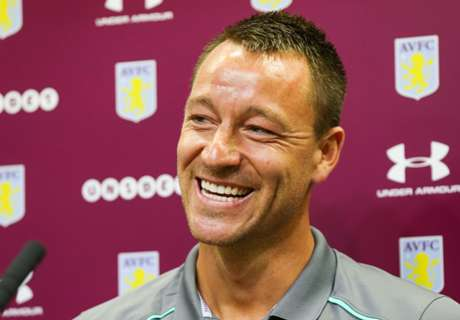 Betting: Terry 7/1 to lead Villa to title