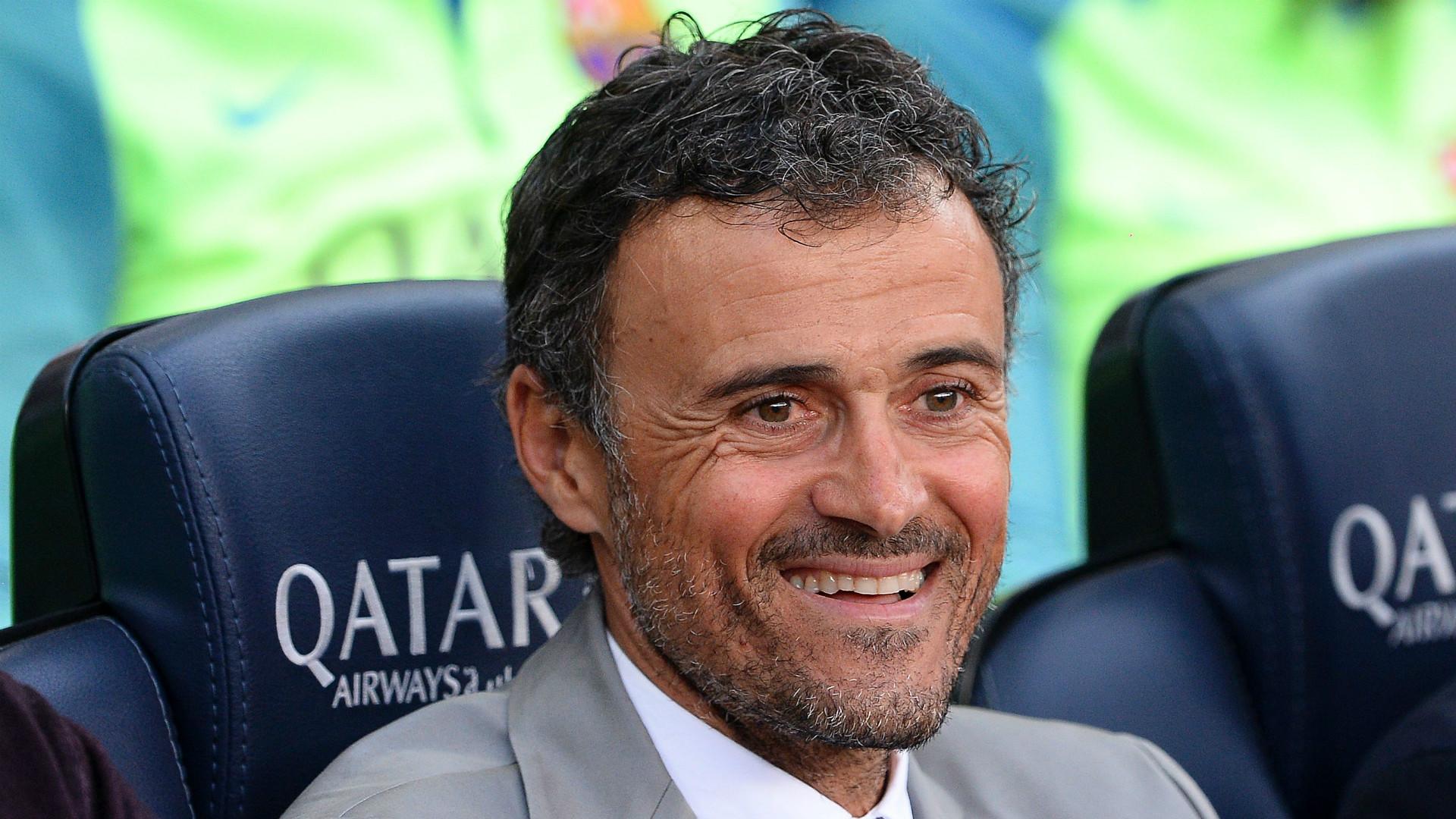 Luis Enrique Barcelona La Liga