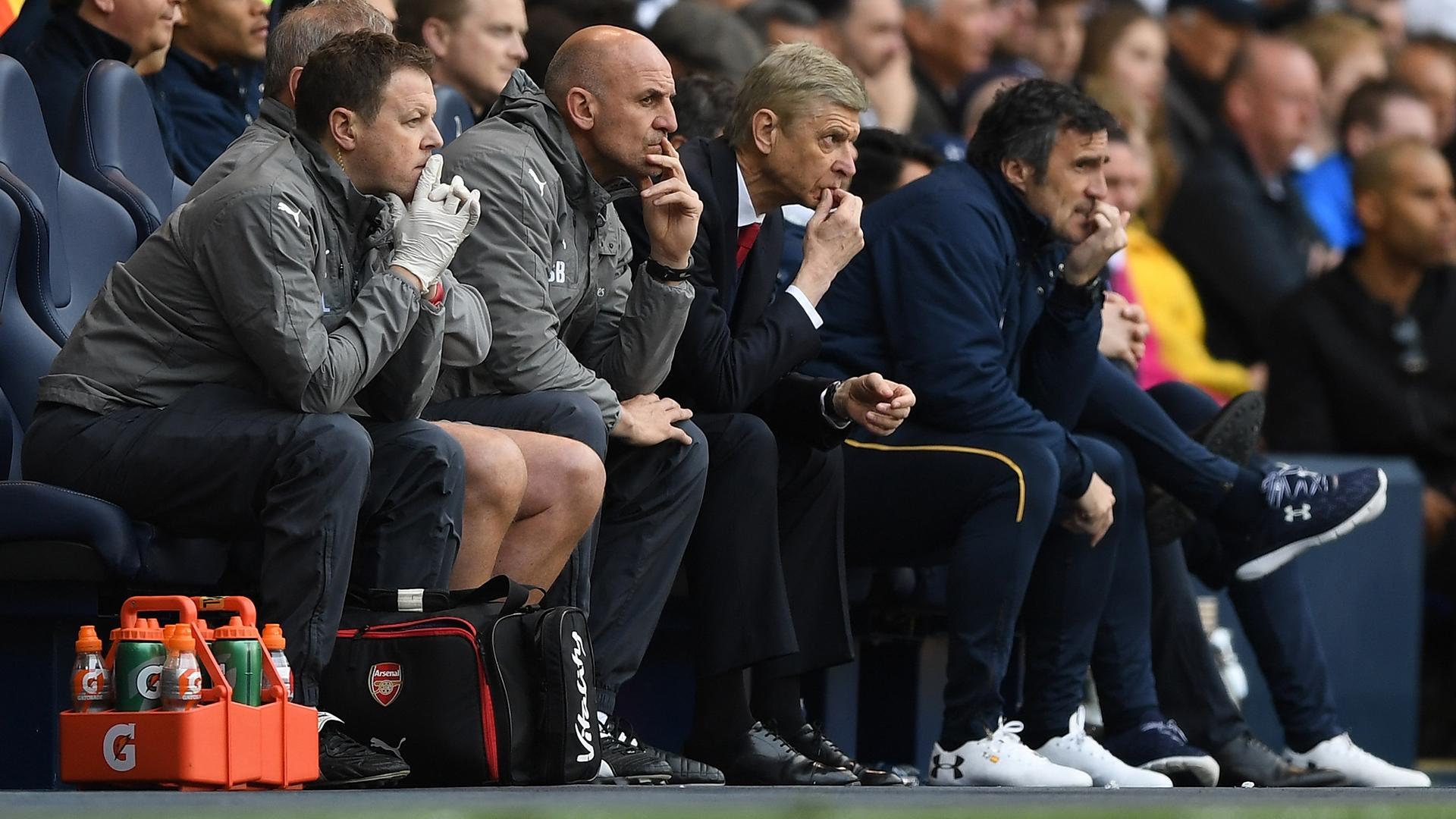 Arsene Wenger Tottenham Arsenal