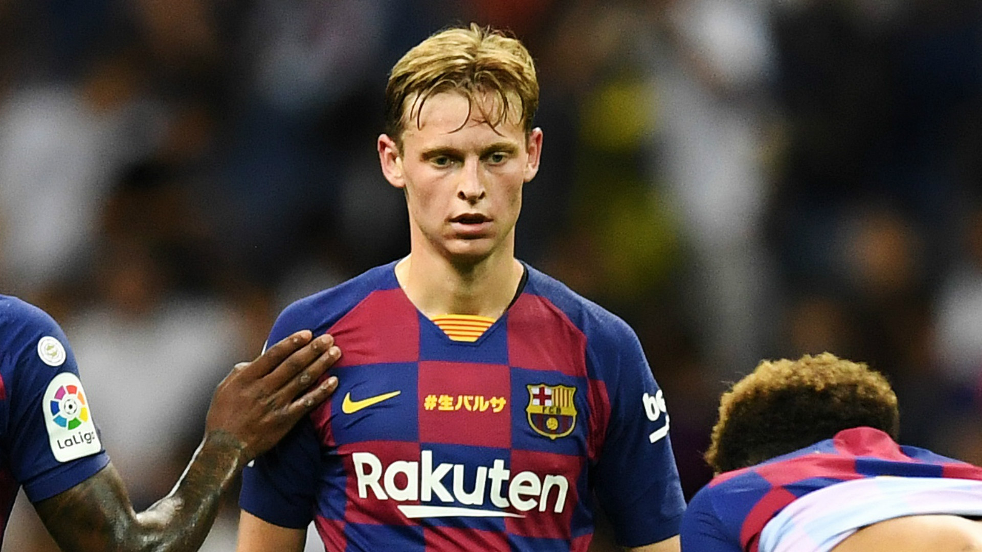 Busquets: De Jong has to adapt to Barca's style of football