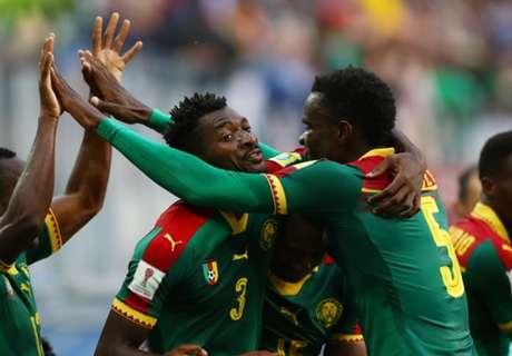 Cameroun-Australie 1-1, résumé de match