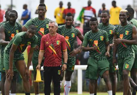 Ghana have to beware of Mali