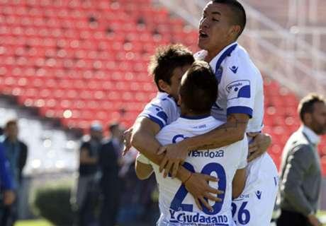 ► Godoy Cruz 3-0 Vélez