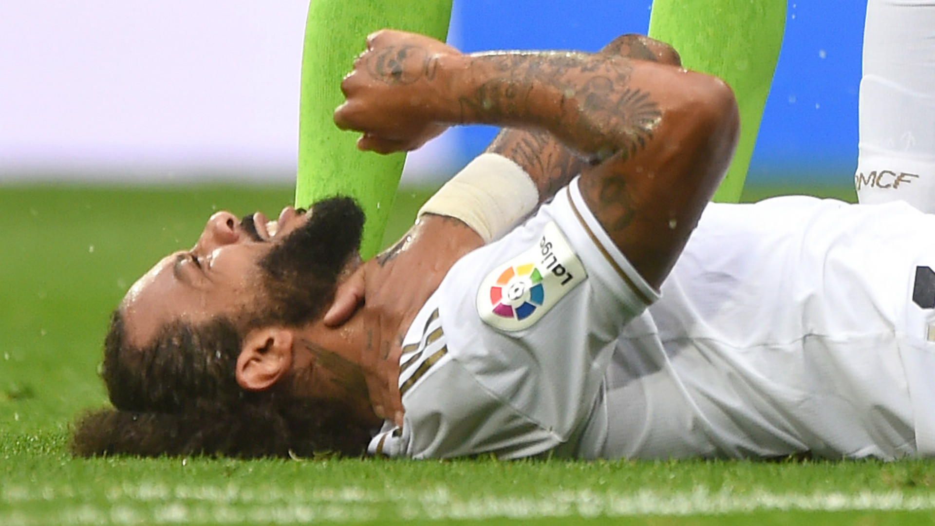 Marcelo ruled out of PSG clash as Real Madrid's injury crisis deepens