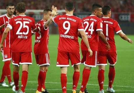 Wetten: Bayern vs. Milan