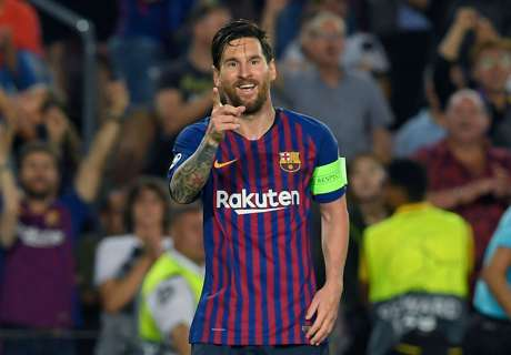 Messi pulls in front of CR7 to set hat-trick record