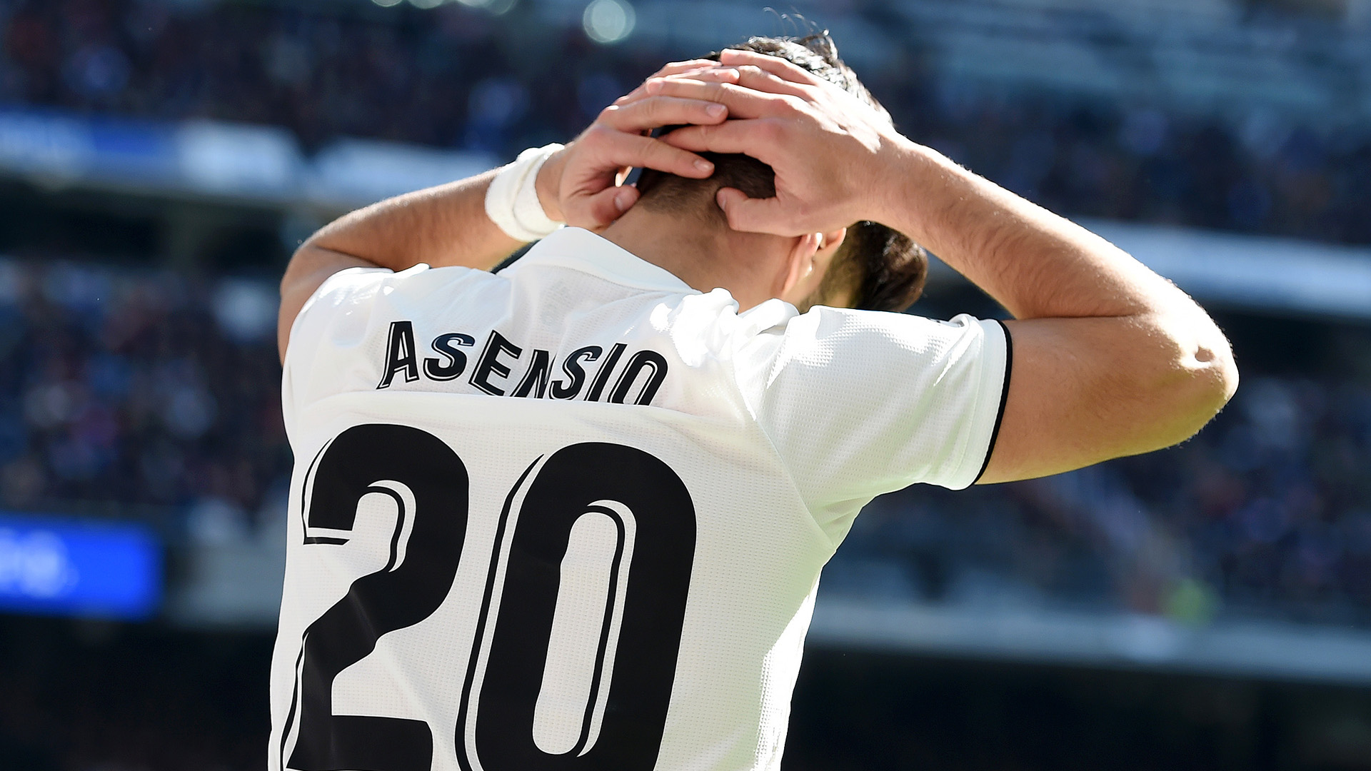 Officiel - Le Real Madrid confirme la grave blessure de Marco Asensio