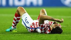 Vedran Corluka, Croatia - Portugal, Euro 2016