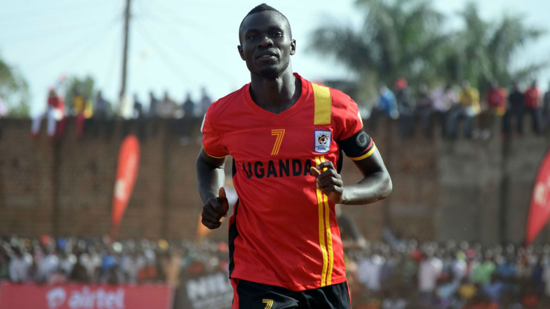 Mubiru on Okwi's Uganda captaincy and squad depth to face Harambee Stars
