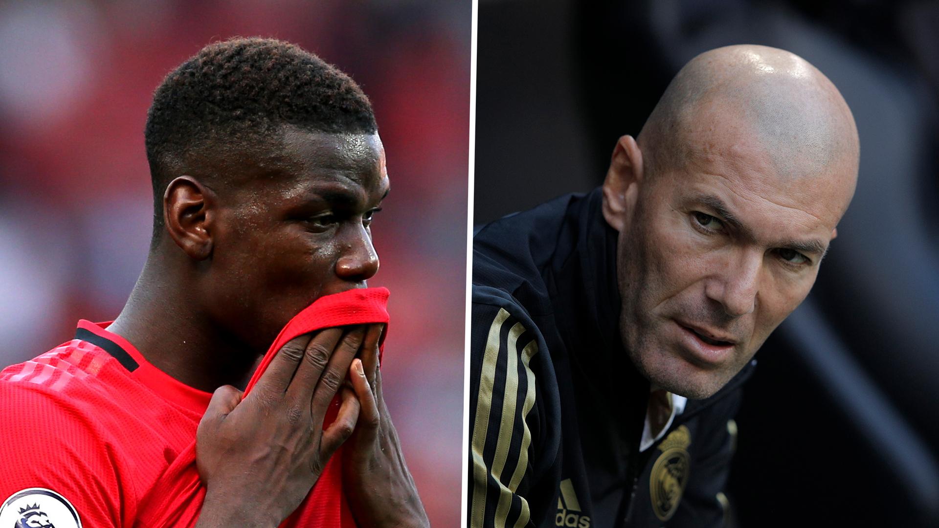 """Real Madrid, Mathias Pogba : """"Zidane aime mon frère, tout le monde le sait"""""""
