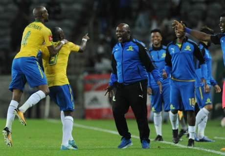 What does Sundowns' victory over Wits mean?