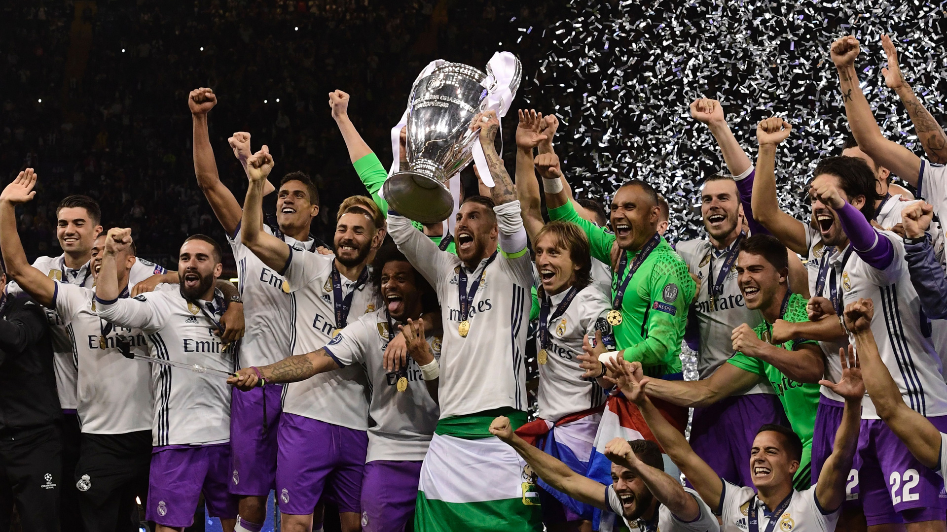 欧冠决赛前瞻 利物浦皇马决战紫禁之巅图片