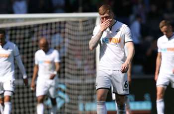 Swansea relegated on final day of Premier League
