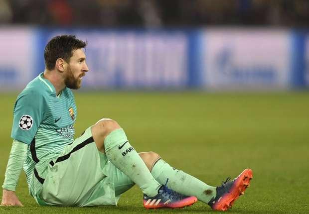 Domenech kritik Messi