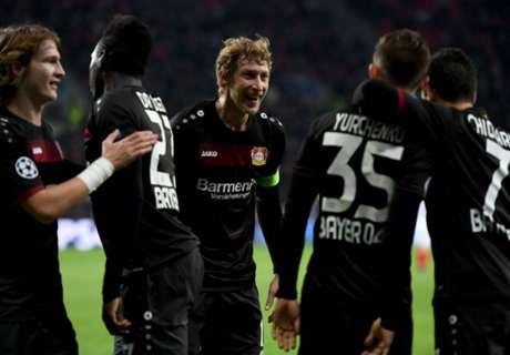 I viaggi di Champions: Leverkusen