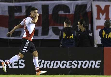 El XI ideal de la Libertadores
