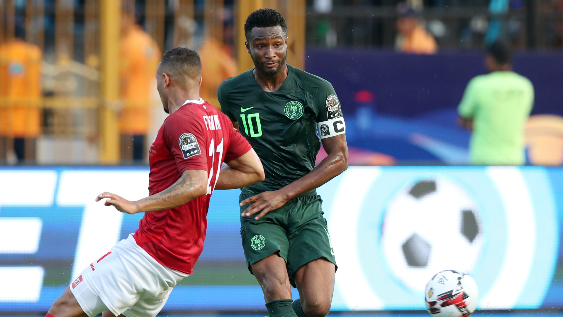 EXCLUSIVE: Adepoju on Mikel's Super Eagles legacy