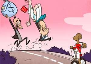 Real Madrid dan Manchester City bersaing untuk mendapatkan tanda tangan Kylian Mbappe di bursa musim panas ini. Los Blancos disinyalir berusaha untuk melepas Gareth Bale terlebih dahulu sebelum mendekati bintang muda Monaco tersebut, sementara The Citi...