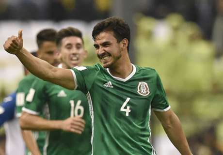 Mexico stays fresh ahead of USA