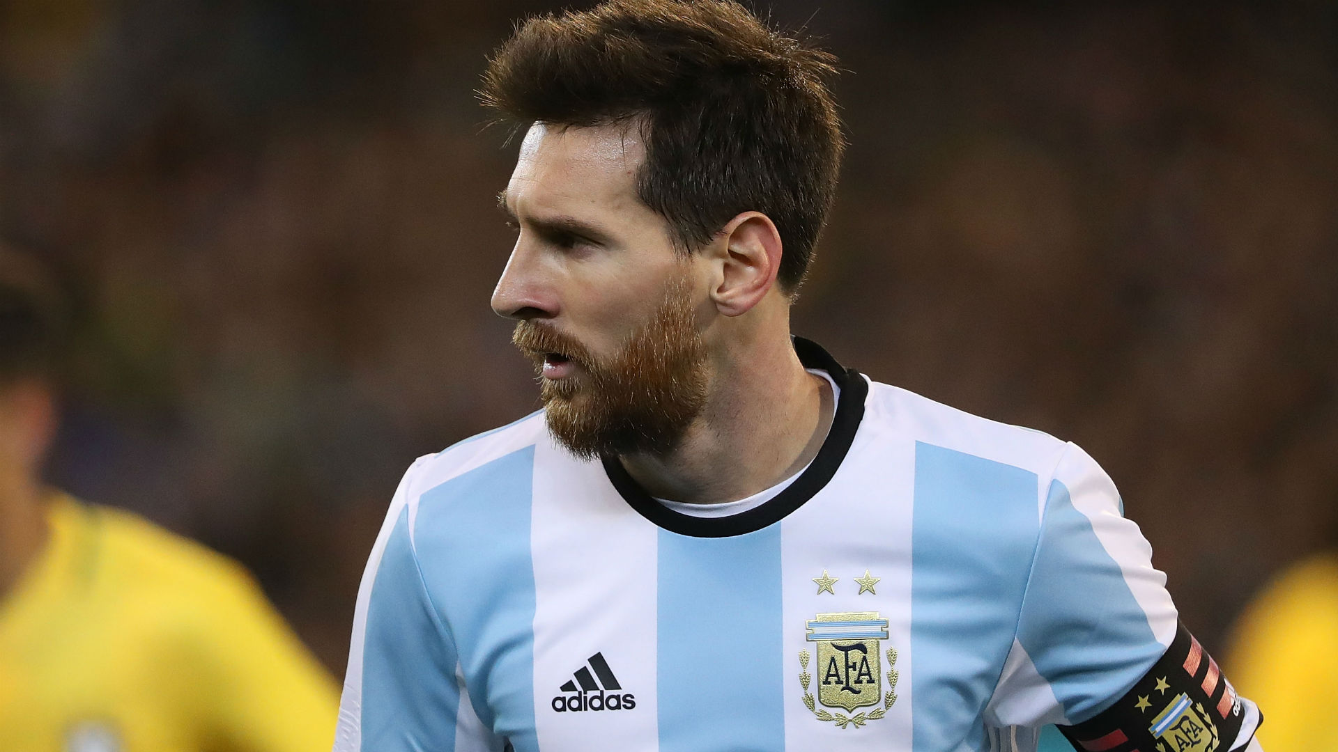 Lionel Messi Brasil Argentina Friendlies 09062017