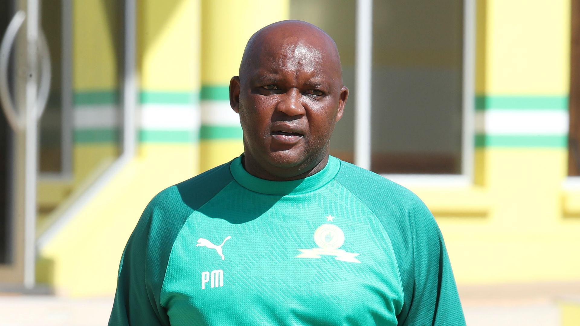 Saddened Mamelodi Sundowns coach Mosimane hopes McCarthy stays in the PSL