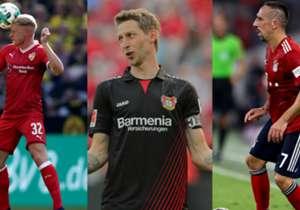 Tko je u Bundesligi pretrpio najviše prekršaja od sezone 2008./2009.? Goal i Opta otkrivaju