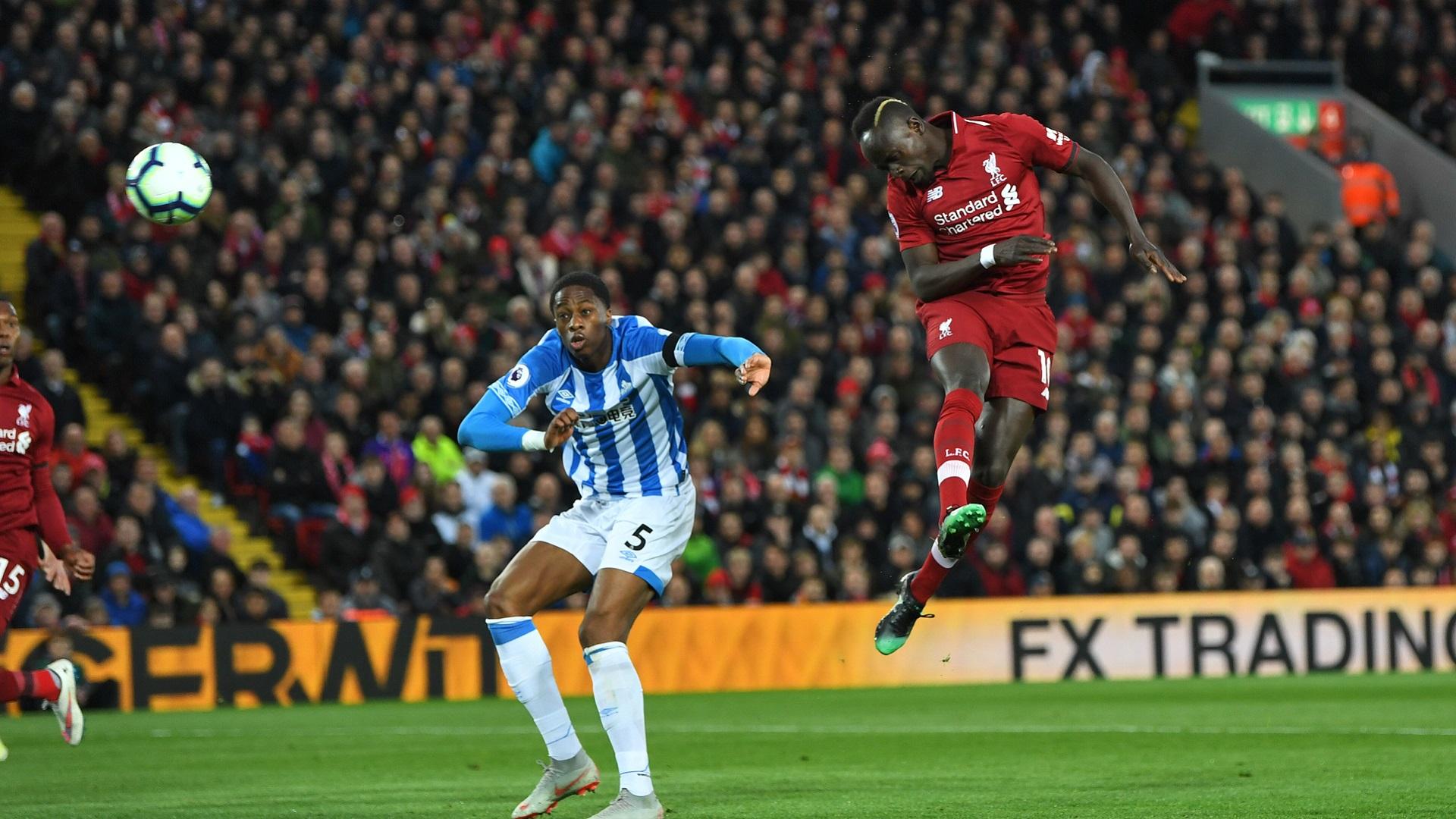 利物浦大胜 克洛普赞马内跳起来像飞人乔丹