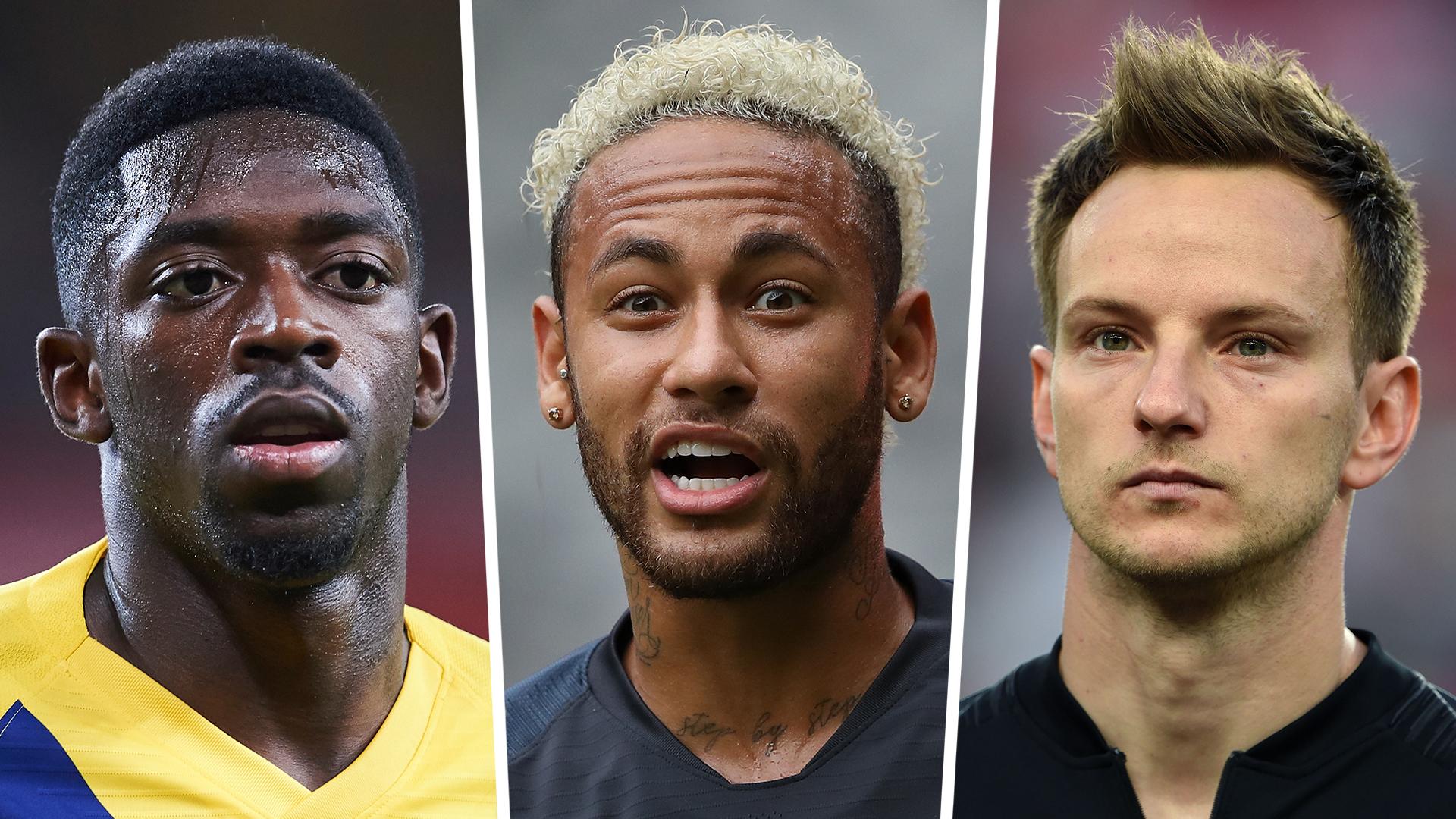 Mercato - PSG : Neymar contre 130 millions d'euros, Dembélé et Rakitic, le Barça ferait la meilleure affaire selon vous