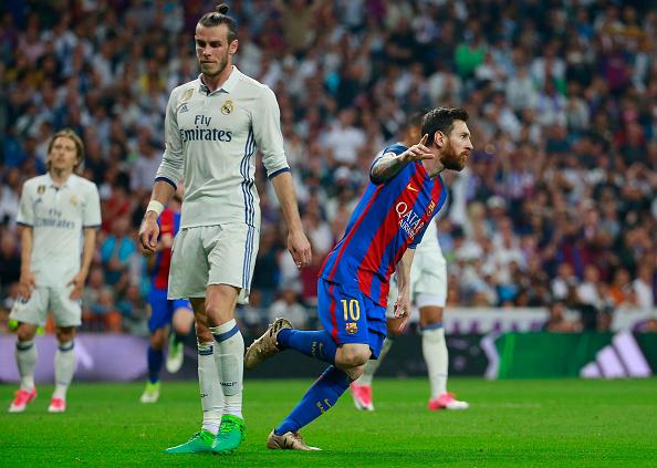 Messi emmène le Barça au paradis blanc — Clasico