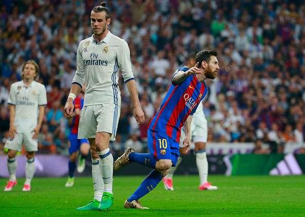 Real-Barça (2-3), Messi et le Barça triomphent à Bernabeu