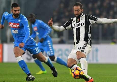 Fakta Menarik Napoli Versus Juventus