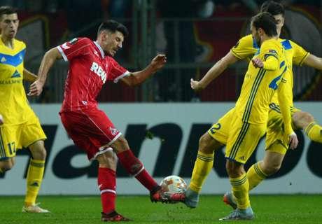 Wieder kein Sieg für den 1. FC Köln