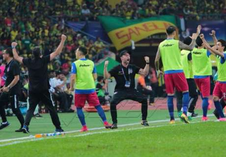 Kedah 0 JDT 2: Southern Tigers wrest away Malaysia Cup from Red Eagles