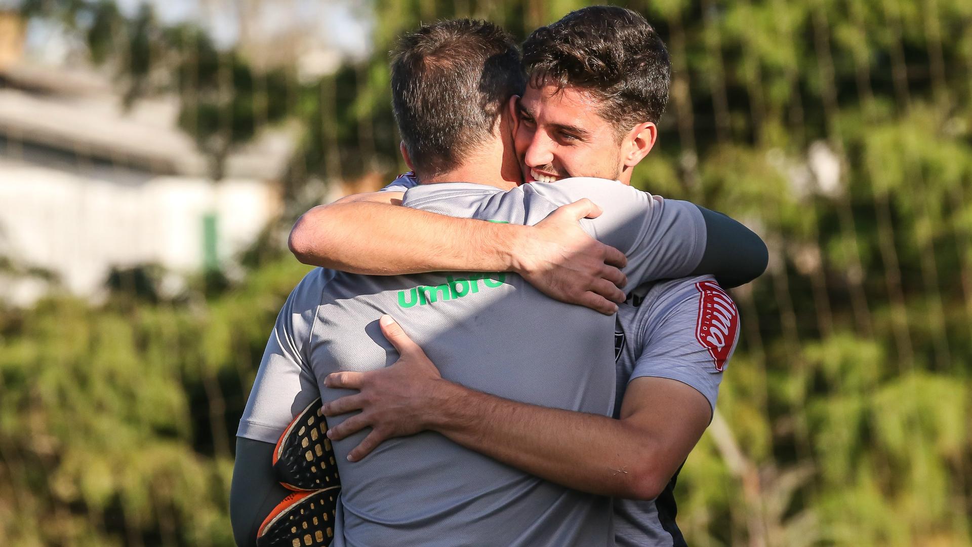 Rogério Micale é anunciado como novo treinador do Atlético-MG