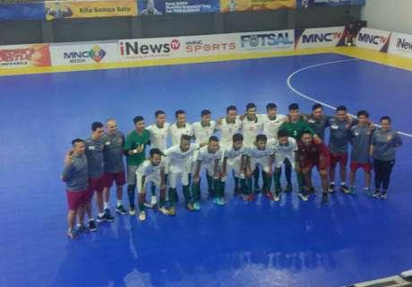 Futsal Indonesia U-20 Gagal Ke Semi-Final