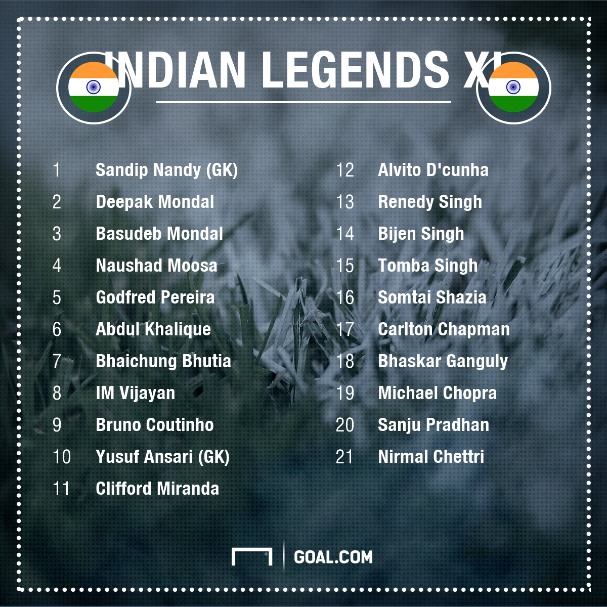 India Legends
