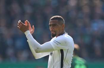 Eintracht Frankfurt's Boateng calls for support ahead of German Cup final vs. Bayern Munich