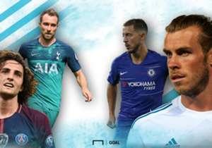 Goal fasst die wichtigsten Transfergerüchte der Premier League, Bundesliga, Ligue 1, Serie A und weiteren Top-Ligen zusammen. Bleib auf dem Laufenden!