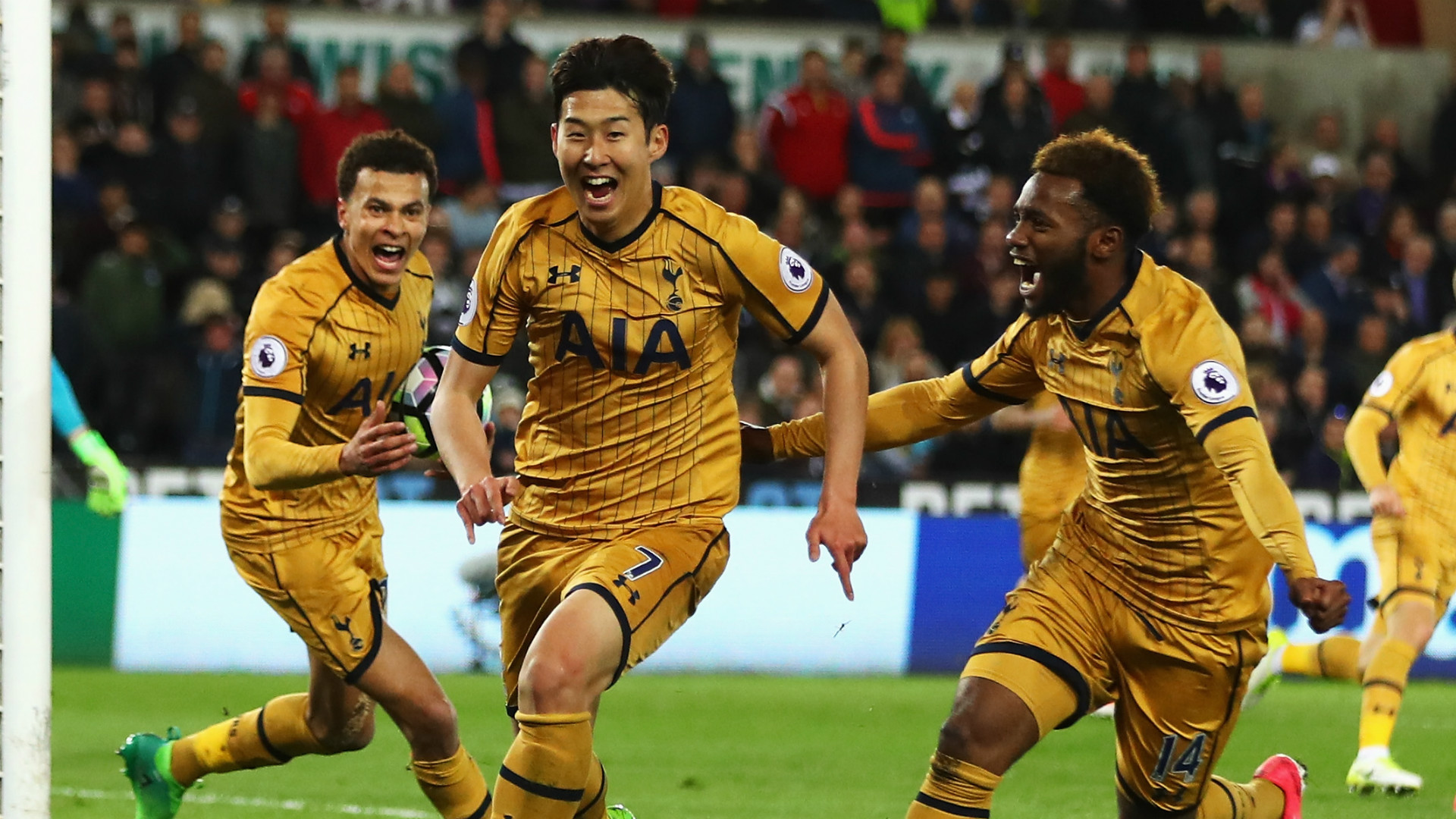 Heung-Min Son Tottenham