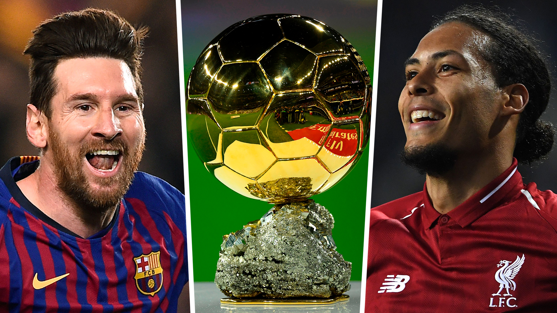 'Van Dijk deserves to beat Messi to Ballon d'Or' - Liverpool defender is irreplaceable, says former Red