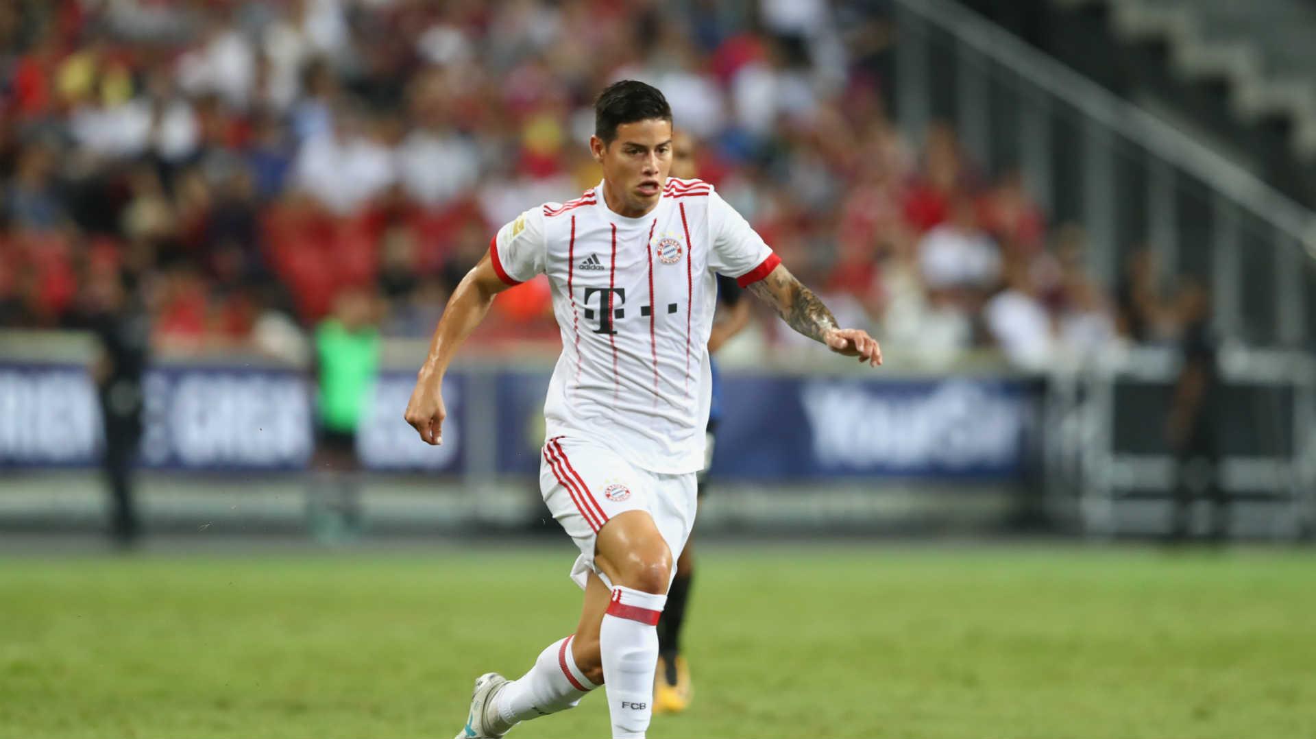 Bayern-Neuzugang James Rodriguez und Frau Daniela Ospina geschieden