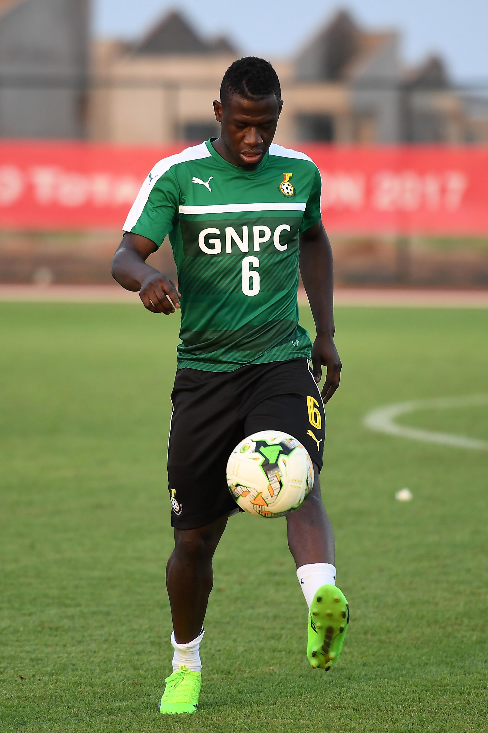 Afriyie Acquah Ghana