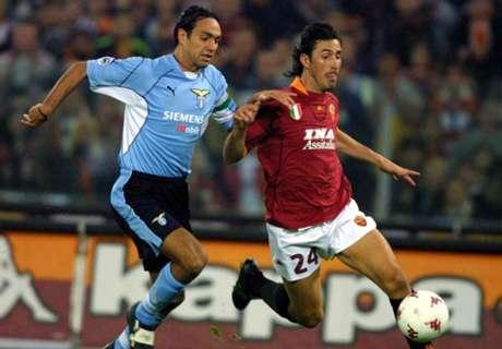 Derby, i capitani Lazio... da Totti in poi